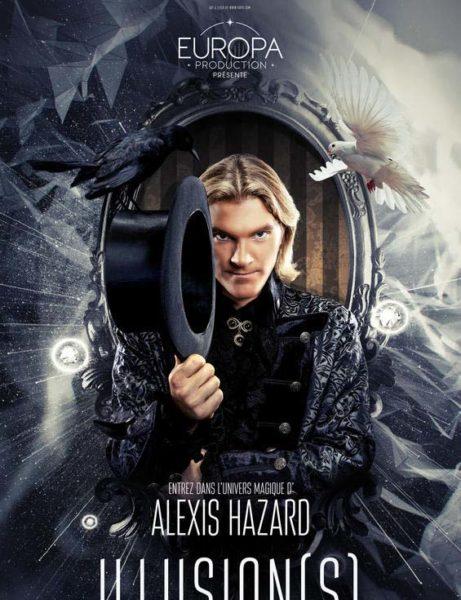 La magie avec Alexis Hazard